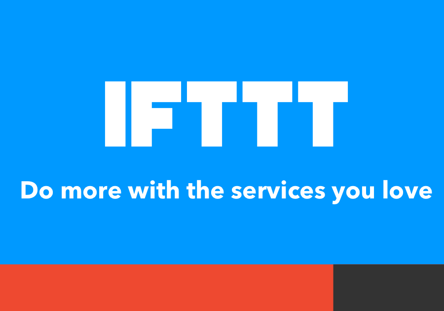 IFTTT – Domácí i osobní automatizace?